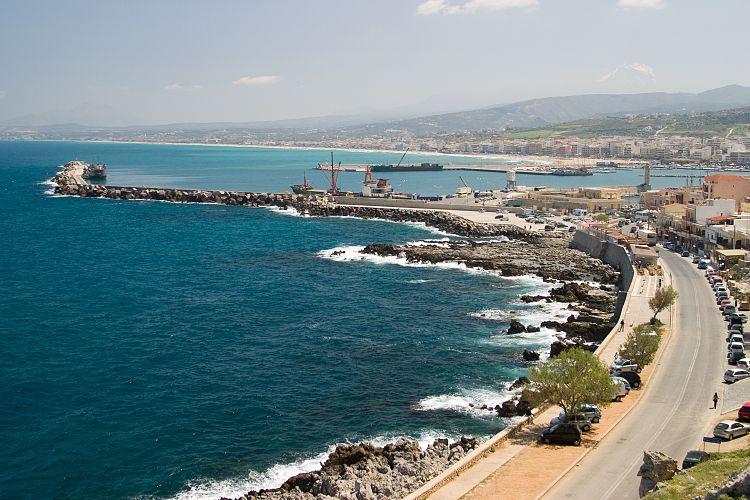 Rethymnon (Kreta - Fahrt nach Rethymnon und Chania)