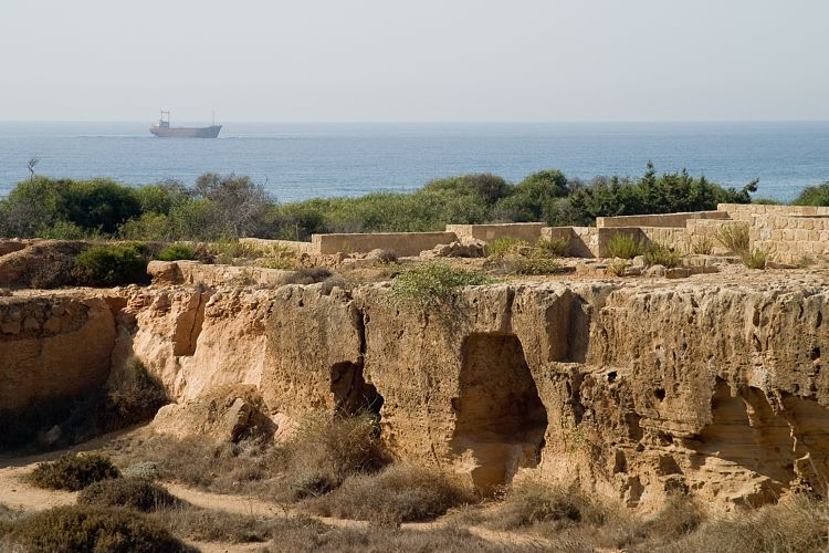 thogan.de - Fotos - Zypern - Paphos Königsgräber
